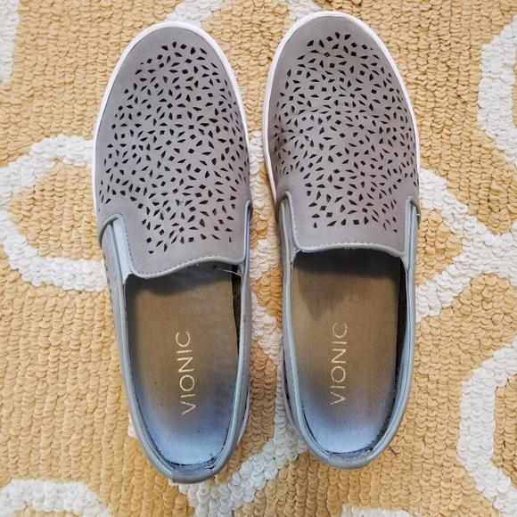 Vionic Shoes | Vionic Midi Perf Slip On